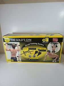Gold's Gym Circuit Training System