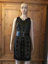 Brand New Woman's Ladies Summer Party Glamorous Bodycon Dress Size 10