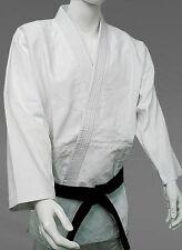 JUDO Martial Arts Uniform, Jiu Jitsu, Aikido with Free White Belt *FREE SHIPPING