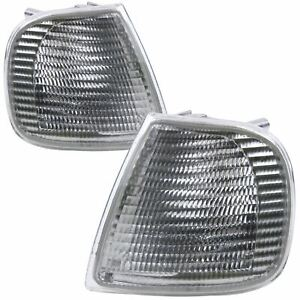 For VW Polo MK4 Saloon And Estate 99 - 02 Front Indicators 1 Pair O/S And N/S