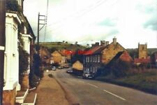 PHOTO  YORKSHIRE WEST END OSMOTHERLEY IN 1984 THE HOUSE NEAREST TO THE CAMERA ON