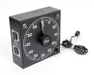 GraLab 300 Darkroom Timer Gra Lab 110V