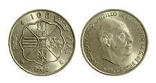 pcc1962_3) SPAGNA Franco Caudillo 1966 - 100 PESETAS 1966 (66)