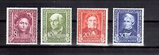 GERMANY 1949 Relief Fund set MLH