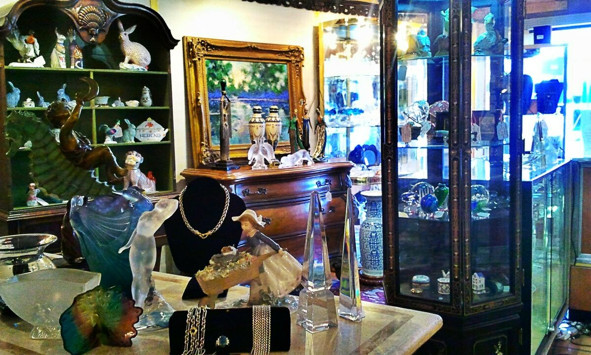 Over the Top Consignment Shoppe