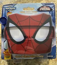 Spiderman Marvel  View Master New In Package 3D Adventures Viewer & 1 Demo Reel