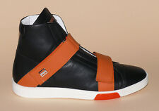 BIKKEMBERGS Scarpe Sneaker Stivali dbr101765 OLIMPIAN 826 tg. 39 NERO [x6]