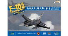 Kinetic 1/48 F-16A BLOCK 20 MLU TIGER MEET 2009 Aircraft #KI-K48036