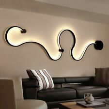 Modern Acrylic LED Lamp Chandelier Light For Living Room Bedroom Indoor Ceiling