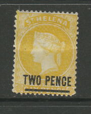 St. Helena Scott# 26 Mint