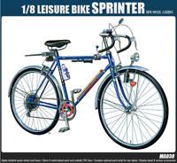 ACADEMY Plastic Model Kit 1/8 SCALE Leisure Bike Sprinter (#15603)