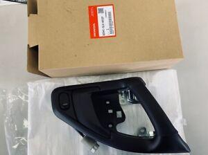 Genuine Honda Acura  NSX NA1 NA2  Left Door handle ASSY leather black