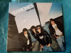 RAMONES leave home.. 40th anniversary edition... RHINO RECORDS-081227940263