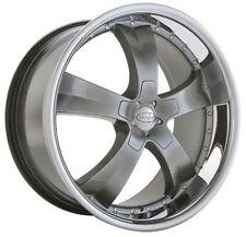 20x10 Privat Kontakt 5x114.3 +25 Blackopal Wheels (Set of 4)