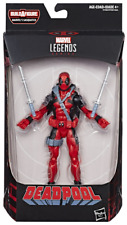 MARVEL LEGENDS DEADPOOL SERIES 90's DEADPOOL ACTION FIGURE BAF SASQUATCH