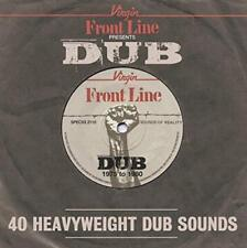 Frontline Presents Dub - Various Artists (NEW 2CD)