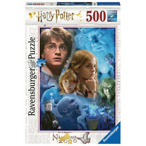Ravensburger Harry Potter in Hogwarts 500 Piece Jigsaw Puzzle