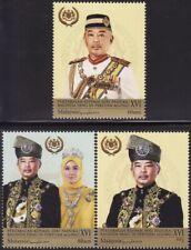 Malaysia 2019 Coronation of Yang di-Pertuan Agong MNH