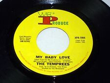 Temprees: My Baby Love / If I Could Say What's On My Mind  [Unplayed Copy]