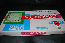 AUSTRALIA MONOPOLY PARKER BROTHERS BOARD GAME TOLTOYS EUC HTF