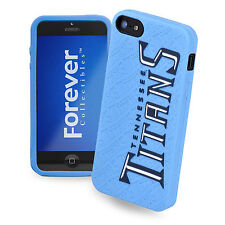Tennessee Titans All Silicone IPHONE 5 soft cell phone cover/case - NFL Licensed