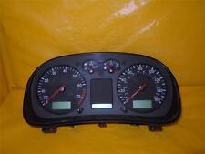 00 01 Jetta Golf Speedometer Instrument Cluster Dash Panel Gauges 123,378