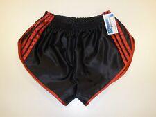 nailon Glanz Satén Sprinter Pantalones cortos pequeñas a XXL AÑOS 70 & 80 retro,