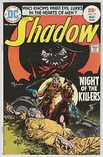 L3485: The Shadow #10, Vol 1, NM-M Condition