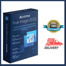 🔥 Acronis True Image Backup 2020 🔥 LifeTime Activation 🔥 Fast Delivery 🔥🔥