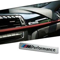 M Performance M3 M5 Sport Emblem Badge CHROME Sticker 4 BMW E36 E46 E90 E60 x5