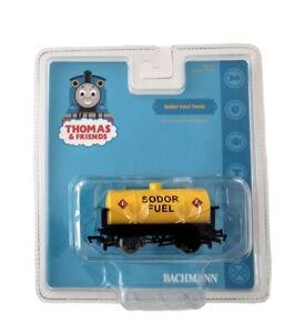 Thomas & Friends 2005 Sodor Fuel Tank Car #77039 Bachmann HO Scale