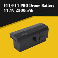 SJRC 11.1V 2500mAh RC Drones Helicopter Lipo Battery For F11/F11 PRO GPS Drone