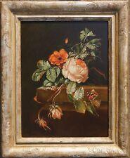 Elias van der Boeck, Kopie, ca 1950, Öl auf Platte, gerahmt