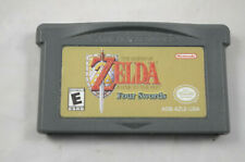 Gameboy Advance The Legend of Zelda Four Swords Game Nintendo 100% Authentic