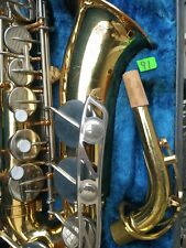Yamaha Yas 22 Alto Saxophone Japan - PROFESSIONALLY REFURBISHED ready to play