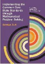 Implementing the CCSSM through Problem Solving, Grades 3-5