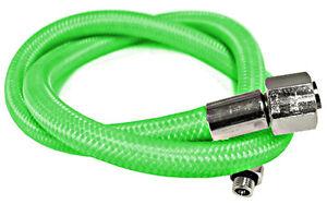 "Miflex Xtreme Green LP Regulator Hose 3/8"" Standard Choice Of Sizes"