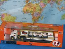 M2 MACHINES 1957 DODGE COE &1971 DODGE CHARGER R/T HEMI 50 YEARS MOPAR BRAND NEW