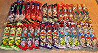 Umaibo Economy Pack 10 Flavors x 3=30 bars! incl Premium Ver,Japan Snack/Dagashi