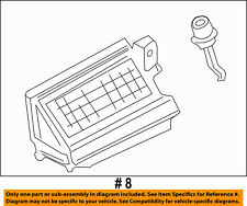 FORD OEM Evaporator Heater-Air Inlet Duct 1L2Z18B259AC