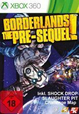 Xbox 360 Borderlands The Pre Sequel Sehr guter Zustand