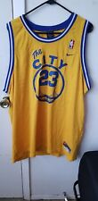Nike Jason Richardson NBA Golden State Warriors Retro Rewind Jersey Mens XXL