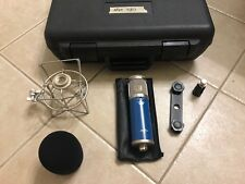 Apex 480 FET Multi-Pattern Microphone, Very Nice, Comes With Case, Shock Mount