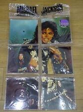 Michael Jackson – Souvenir 5 Shape Singles Pack Limited Edition, Picture Disc