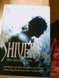 Shivers VIII - Neue Horrorgeschichten