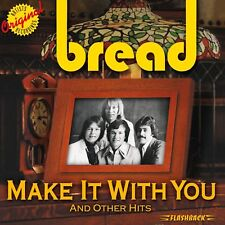 Bread Make It With You And Other Hits CD NEW SEALED 2002 If+