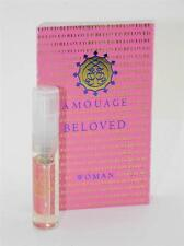 Amouage Beloved Woman EDP 2ml Vial Sample New With Card