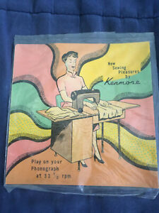 New Sewing Pleasures By Kenmore Flexi-Record