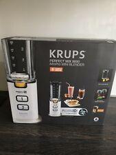 Krups Perfect Mix 9000 Mini Standmixer in OVP für Milchshake Smoothie Crusher