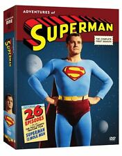 The Adventures of Superman: 1950s TV Series Complete Season 1 Box / DVD Set NEW!